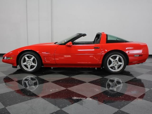1994 chevrolet corvette zr 1