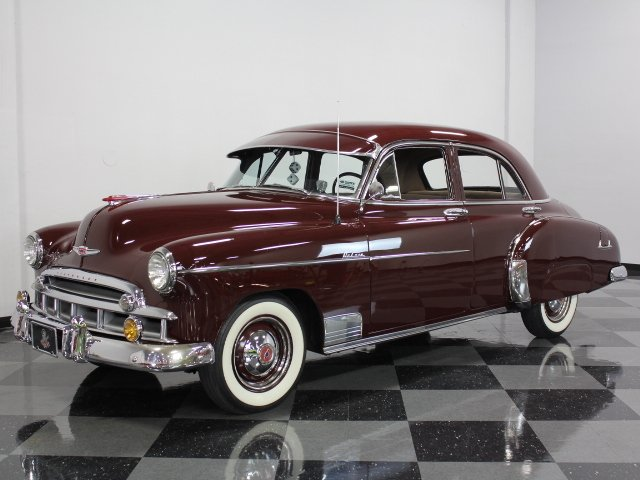 For Sale: 1949 Chevrolet Deluxe
