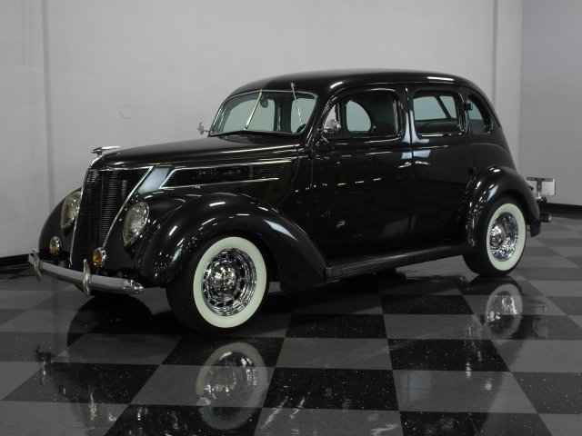For Sale: 1937 Ford Sedan