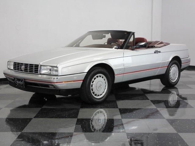 For Sale: 1987 Cadillac Allante