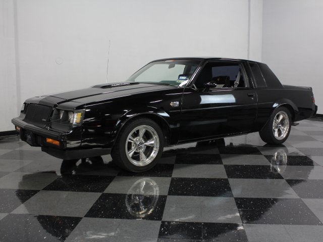 For Sale: 1987 Buick Grand National