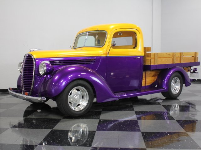 For Sale: 1938 Ford Pickup
