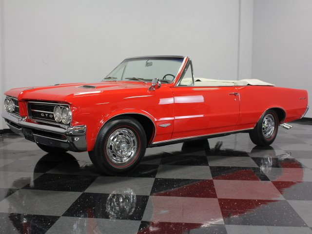 For Sale: 1964 Pontiac GTO