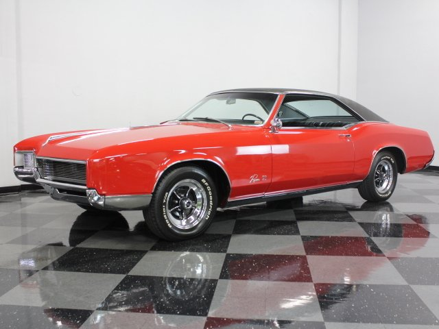 For Sale: 1966 Buick Riviera