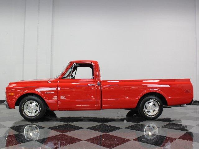 1969 chevrolet c10 custom