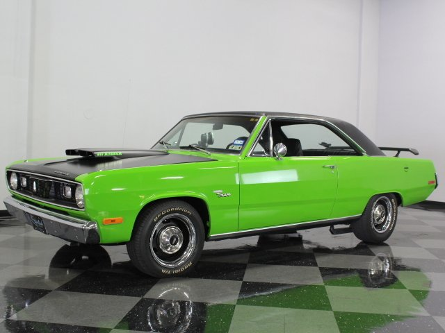 For Sale: 1972 Plymouth Scamp