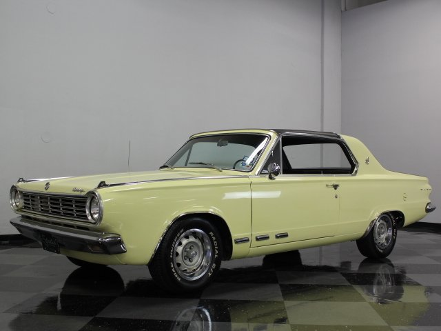 For Sale: 1965 Dodge Dart