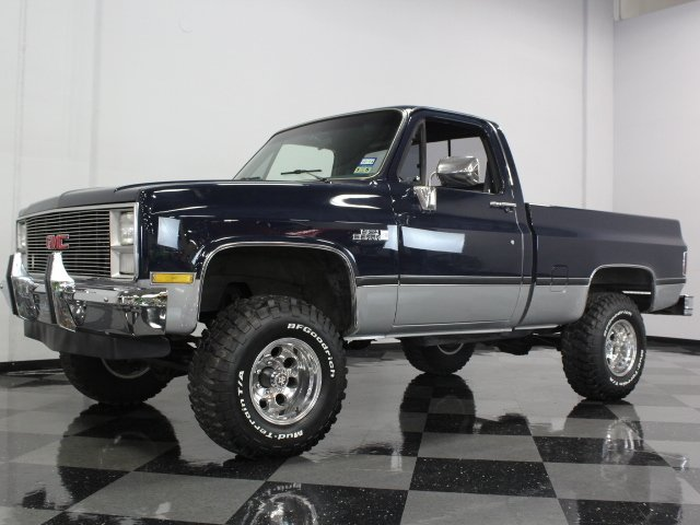 For Sale: 1984 GMC High Sierra