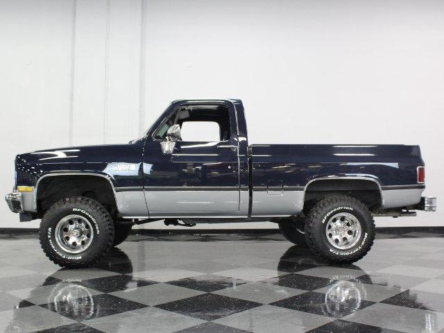 1984 gmc high sierra