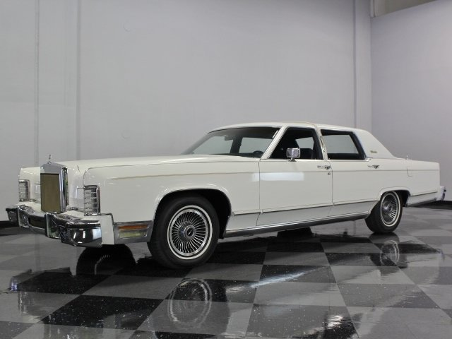 For Sale: 1979 Lincoln Town Car