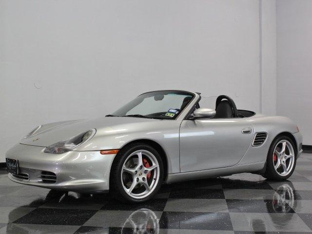 For Sale: 2003 Porsche Boxster