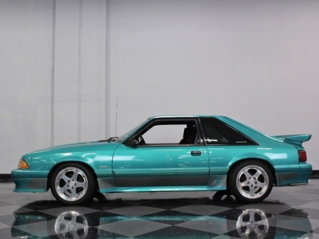 1993 ford mustang saleen