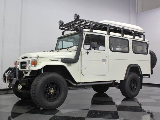 For Sale: 1982 Toyota Land Cruiser