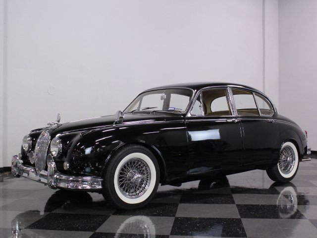 For Sale: 1962 Jaguar Mark II