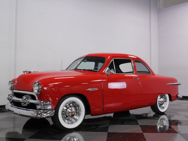 For Sale: 1951 Ford Deluxe