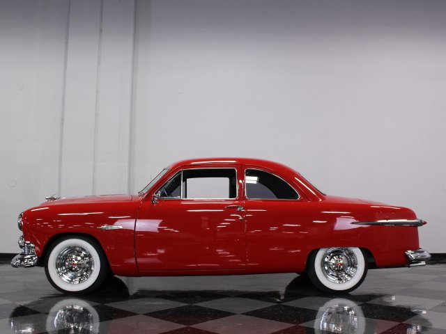 1951 ford deluxe coupe