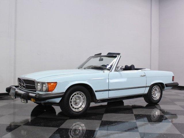 For Sale: 1974 Mercedes-Benz 450SL