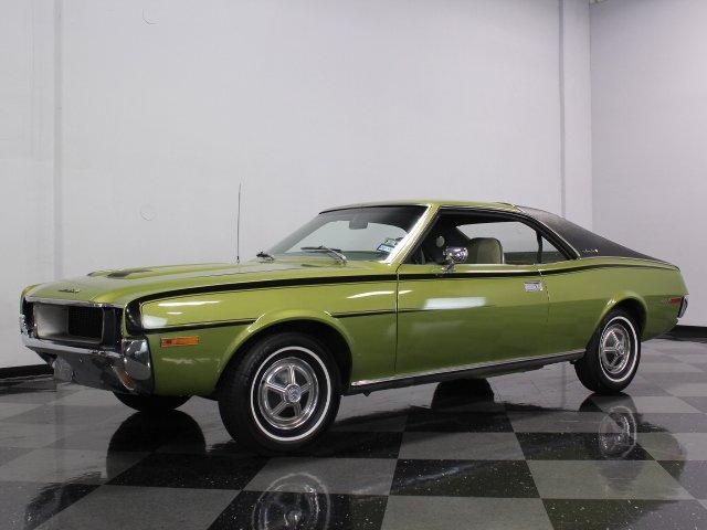 For Sale: 1970 AMC Javelin