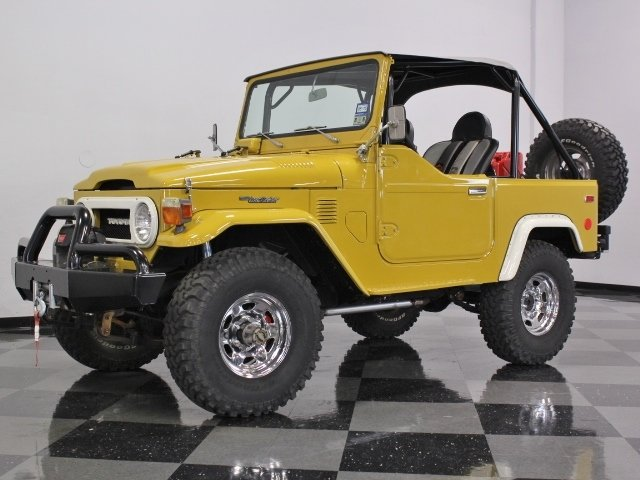 For Sale: 1976 Toyota FJ40