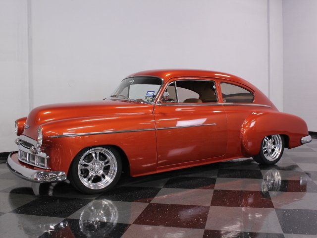 For Sale: 1949 Chevrolet Fleetline