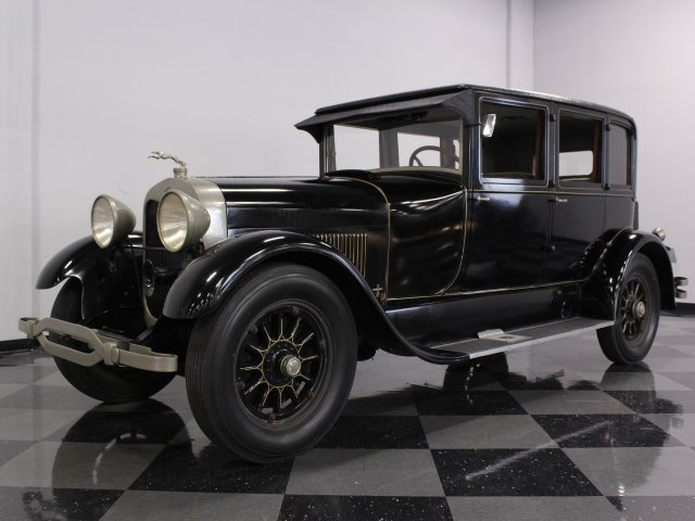 For Sale: 1927 Lincoln Sedan