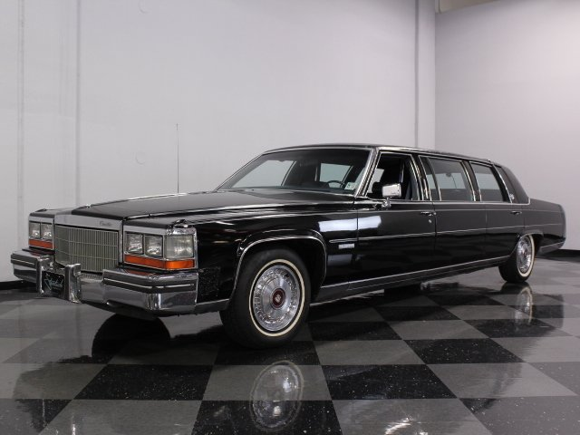 For Sale: 1982 Cadillac DeVille