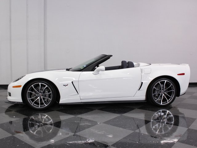 2013 chevrolet corvette 60th anniversary
