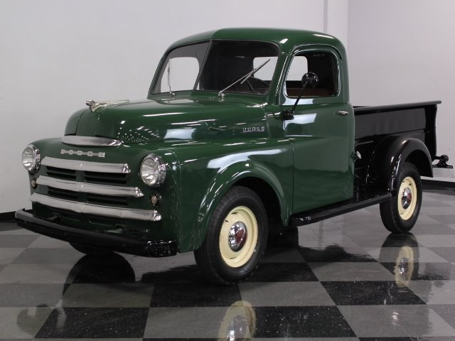 For Sale: 1948 Dodge 100