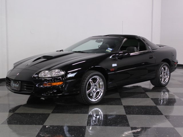 For Sale: 2000 Chevrolet Camaro