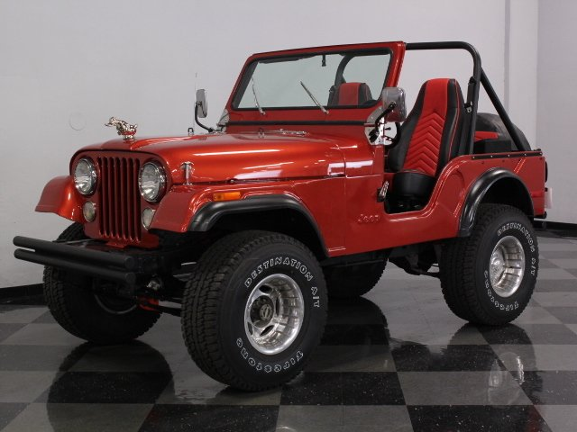 For Sale: 1976 Jeep