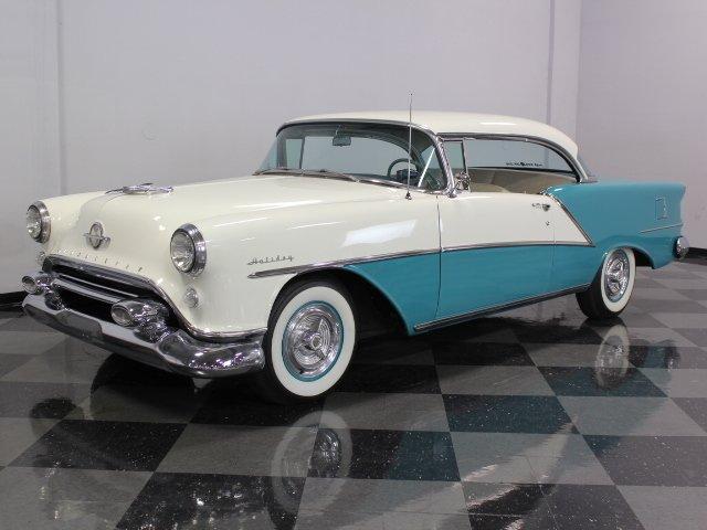 For Sale: 1954 Oldsmobile Ninety-Eight