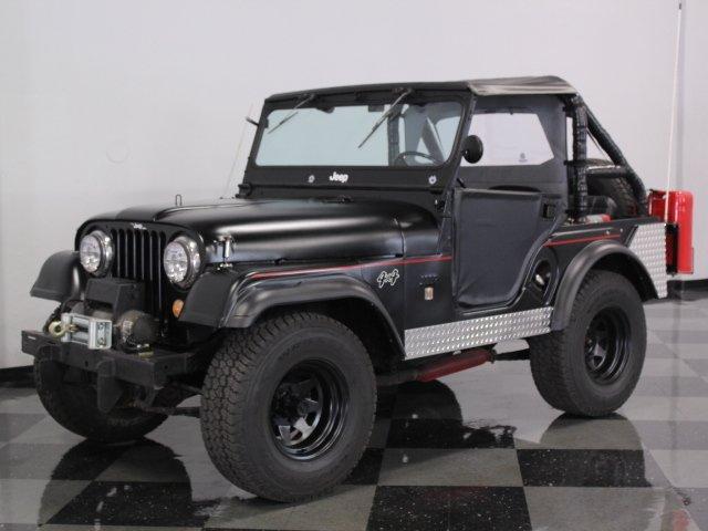 For Sale: 1966 Jeep CJ5