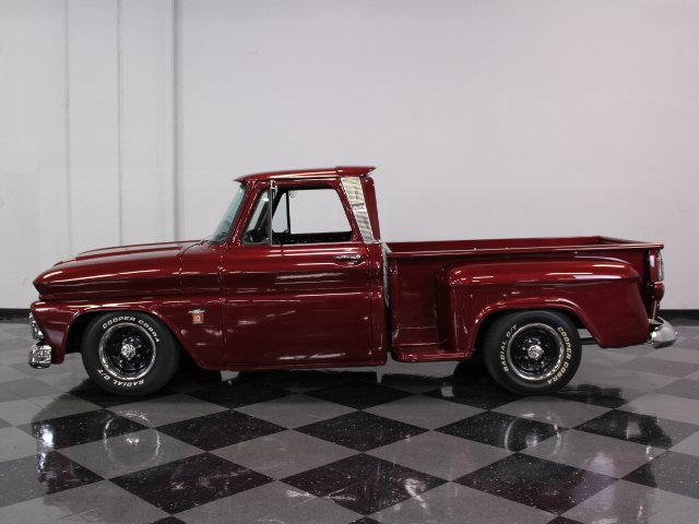 1964 chevrolet c10 custom