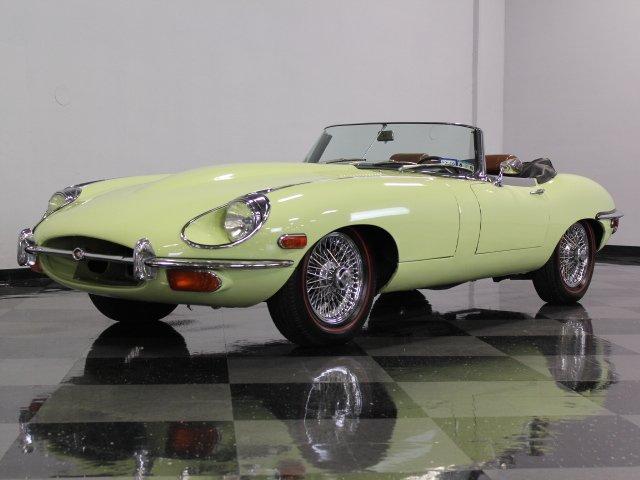 For Sale: 1969 Jaguar XKE Roadster