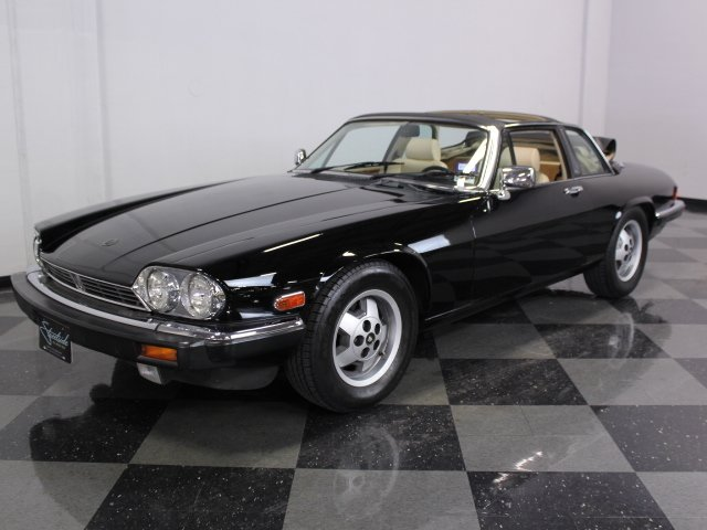 For Sale: 1986 Jaguar XJS