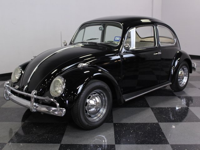 For Sale: 1965 Volkswagen Beetle