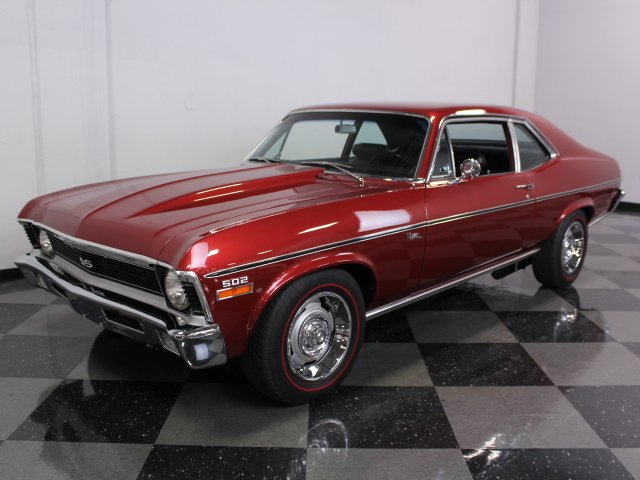 1971 Chevrolet Nova Classic Cars For Sale Streetside Classics The Nation S 1 Consignment Dealer