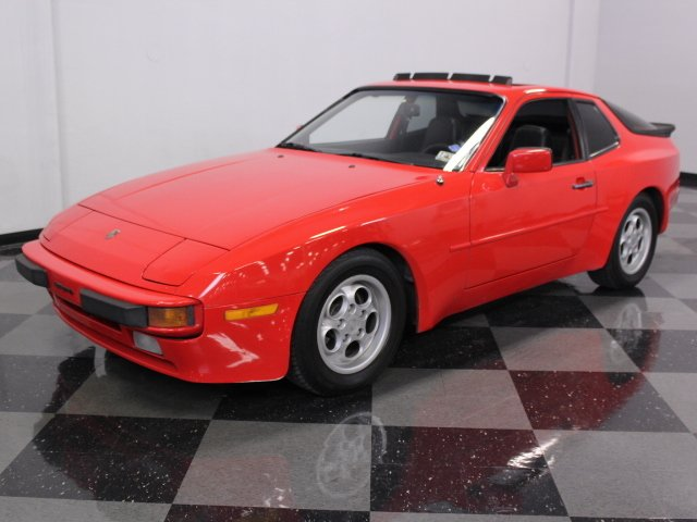 For Sale: 1985 Porsche 944