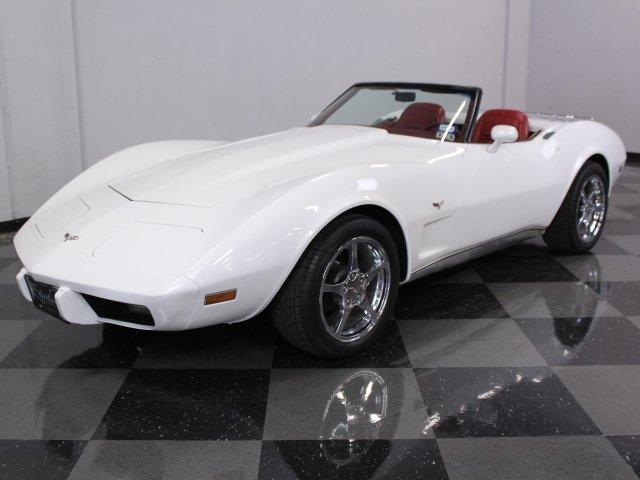 For Sale: 1977 Chevrolet Corvette