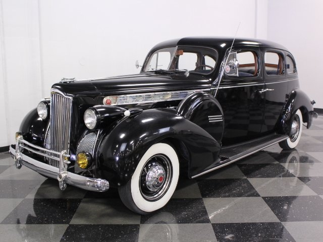 For Sale: 1940 Packard 120