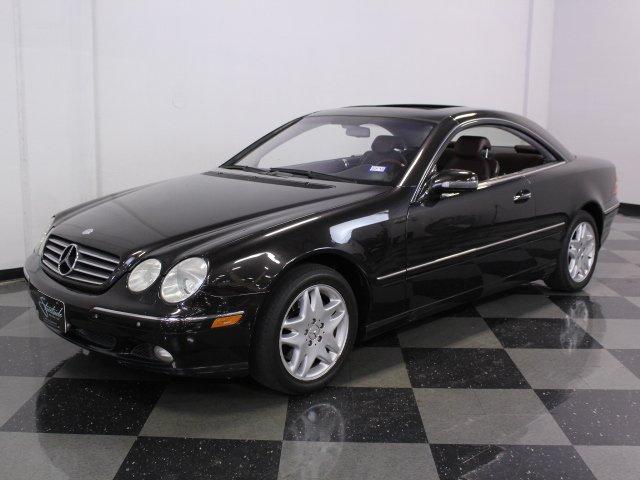 2002 mercedes benz cl500