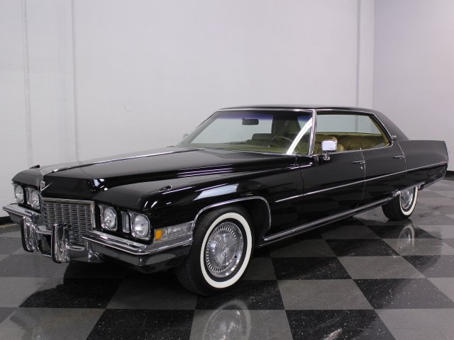 For Sale: 1972 Cadillac