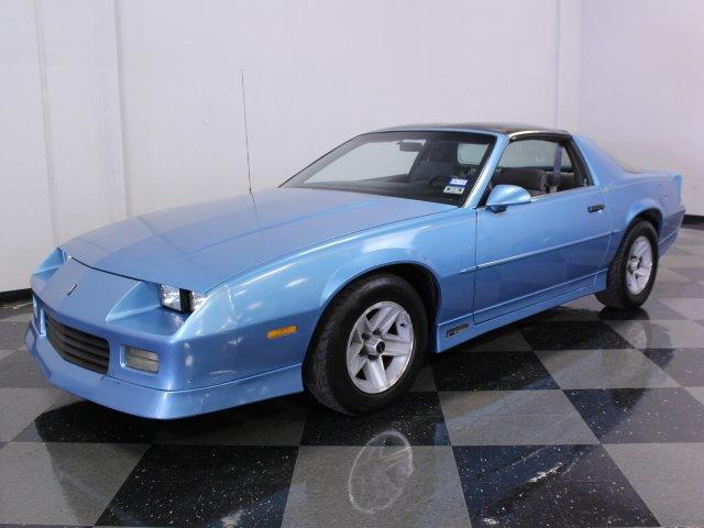 For Sale: 1989 Chevrolet Camaro