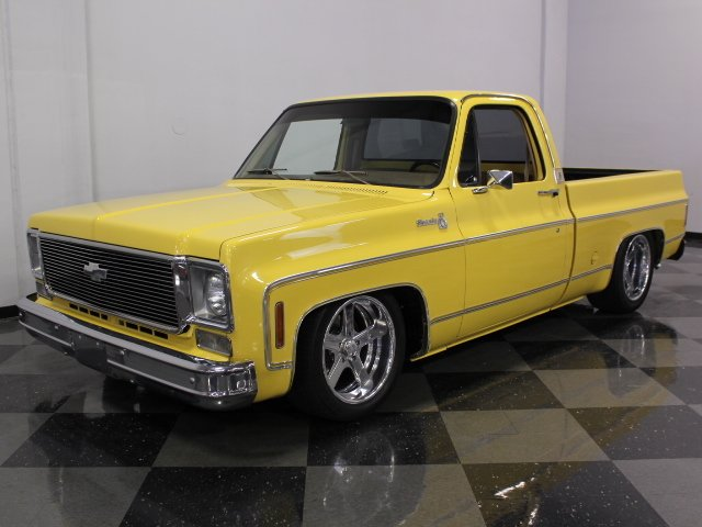 For Sale: 1977 Chevrolet C10