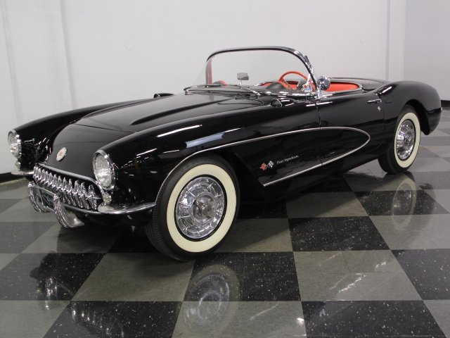 For Sale: 1957 Chevrolet Corvette