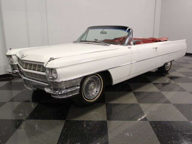 For Sale: 1964 Cadillac DeVille