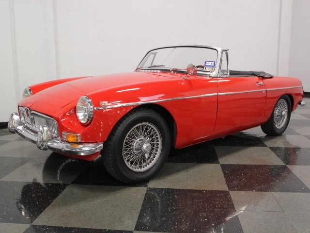 For Sale: 1964 MG MGB
