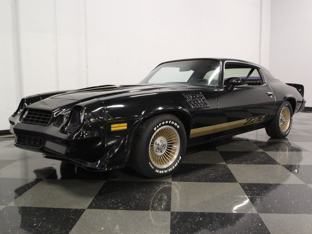 For Sale: 1979 Chevrolet Camaro