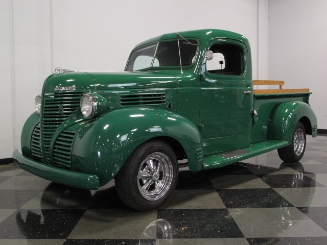 For Sale: 1939 Plymouth Pickup