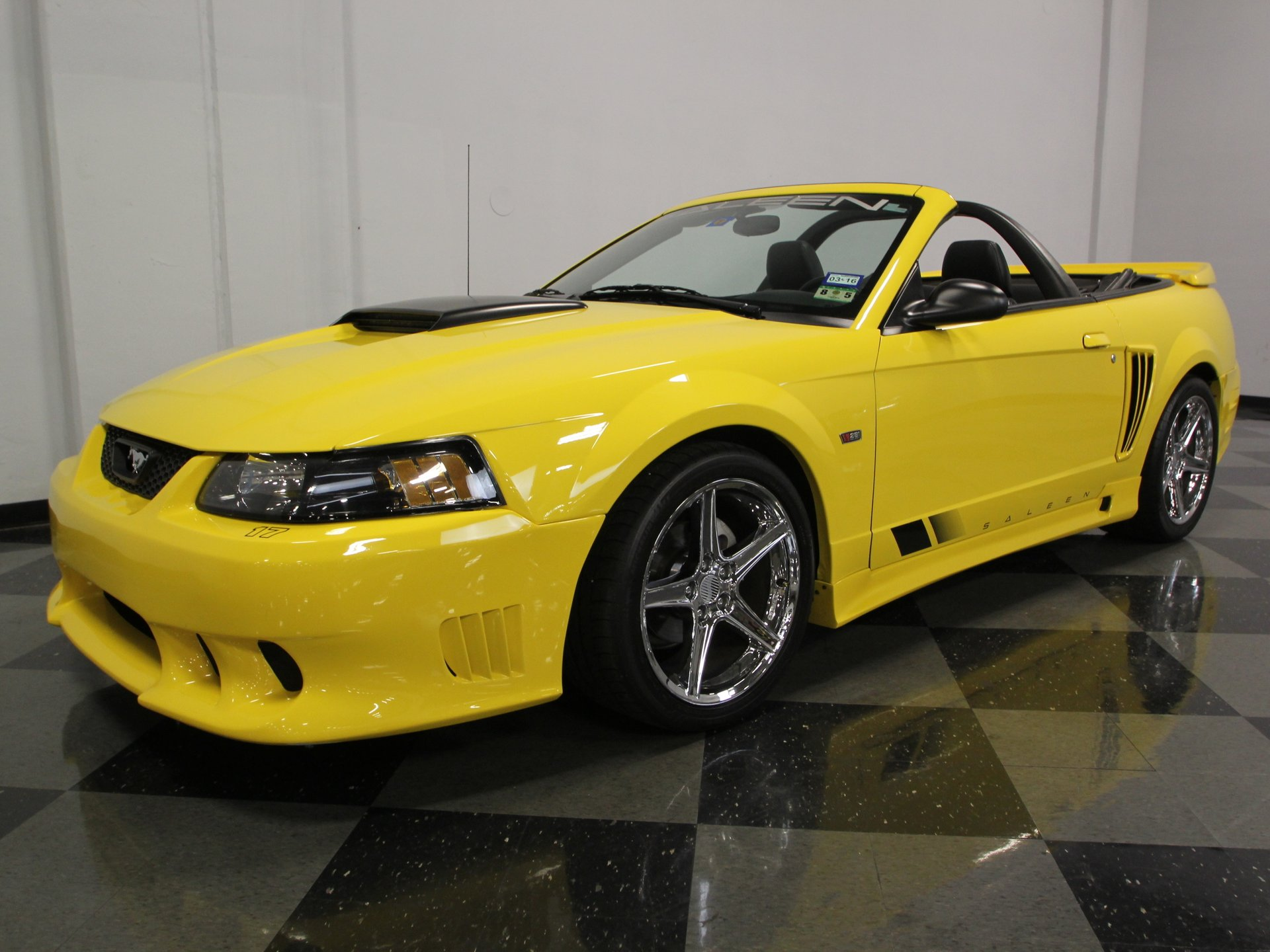 2004 ford mustang saleen s281
